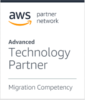 modelizeIT AWS Advanced and Migration Competency Partner Badge